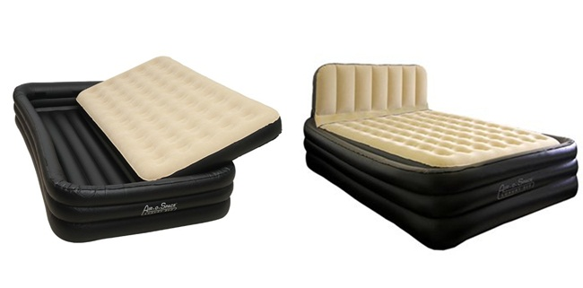 Air O Space Luxury Bed