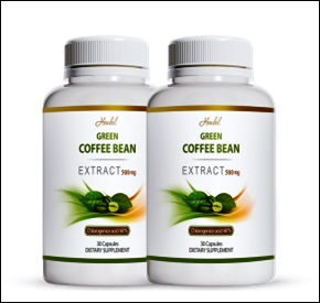 hendel green coffee bean harga