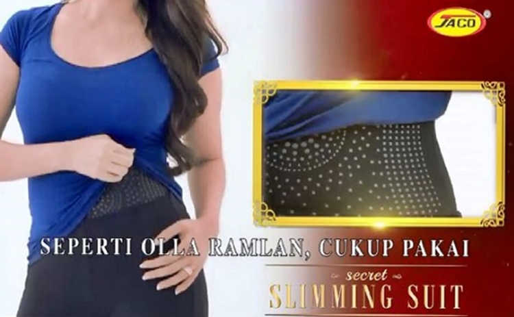 Secret Slimming Suit Jaco Manfaat Dan Cara Pakainya